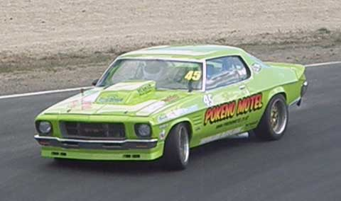 Bruce Mcrae Northern Muscle Cars