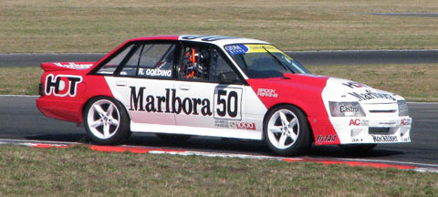 Ross Golding's Commodore