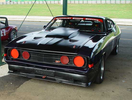 Tony Van Tiel Northern Muscle Cars